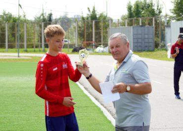 Закончились игры Первенства Дальневосточного федерального округа по футболу среди юношей 2005 г.р. г. Хабаровск